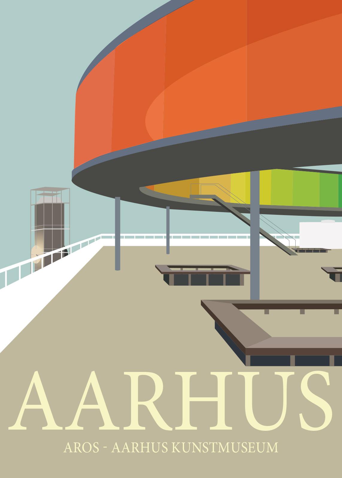 Bilde av Aarhus Av Rikke Axelsen