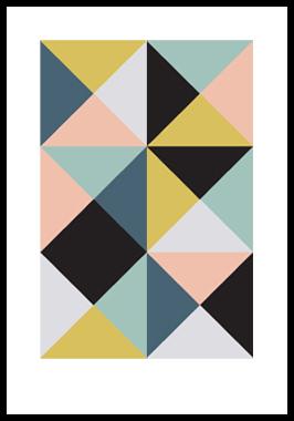 Bilde av Kant 1 Av Alan Smithee, Print I Glass Og Ramme, 50x70 Cm