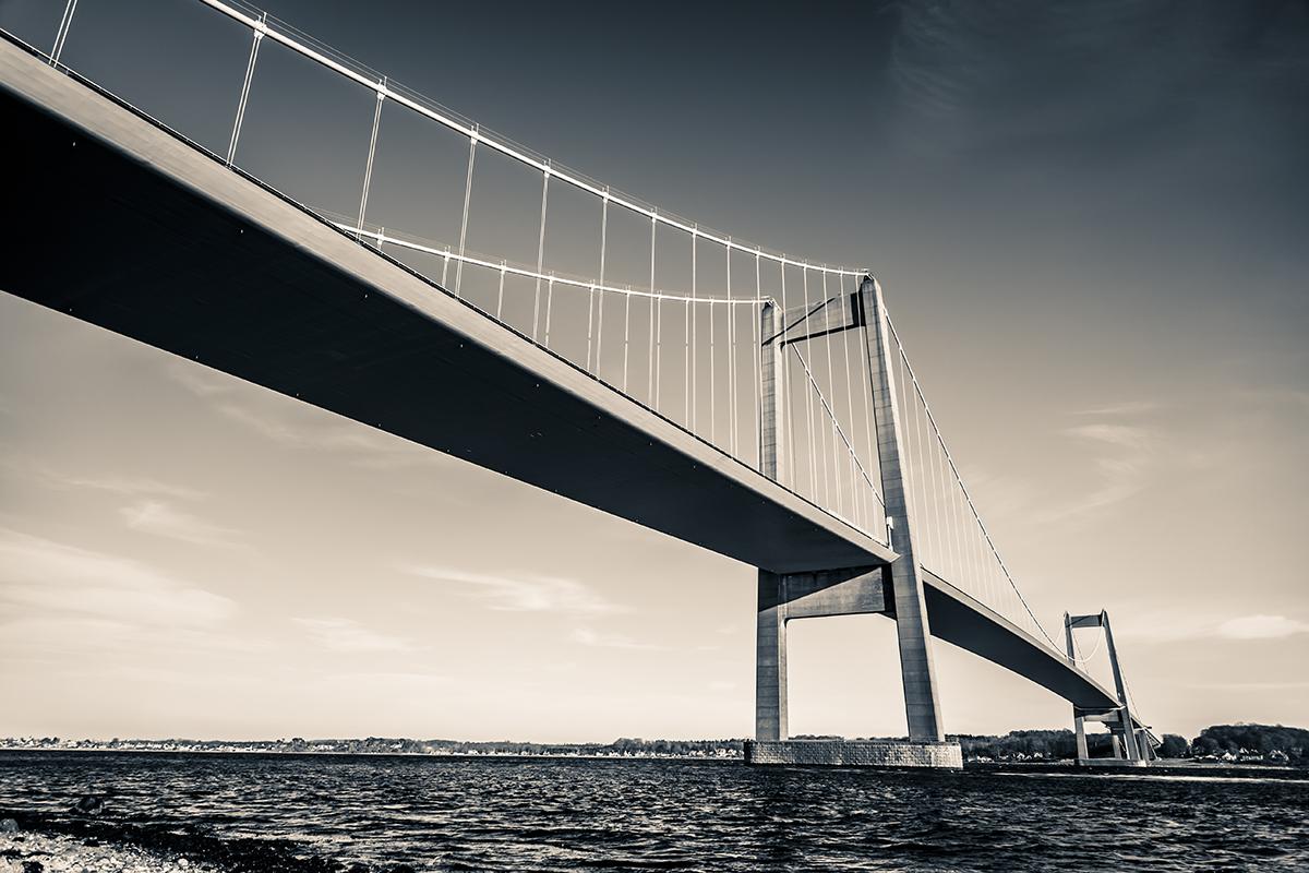 Bilde av Little Belt Bridge Av Andreas Mørck