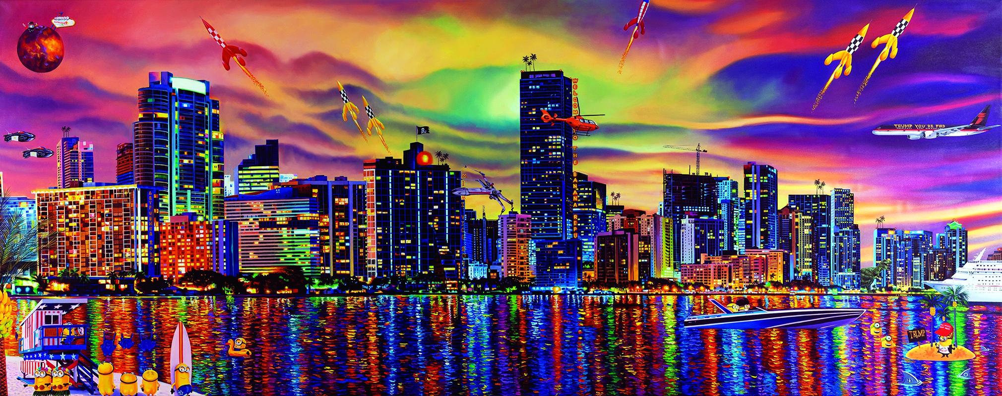 Bilde av Miami Spice Av Artpusher