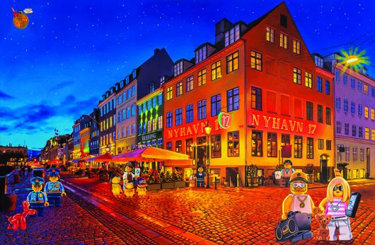 Bilde av Nyhavn2 Av Artpusher